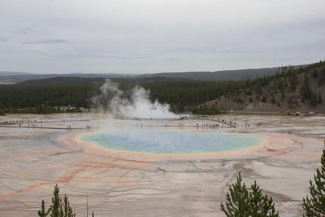 hots springs Best Tour Place