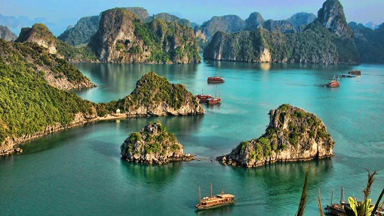 Ha Long Bay Best Tour Place