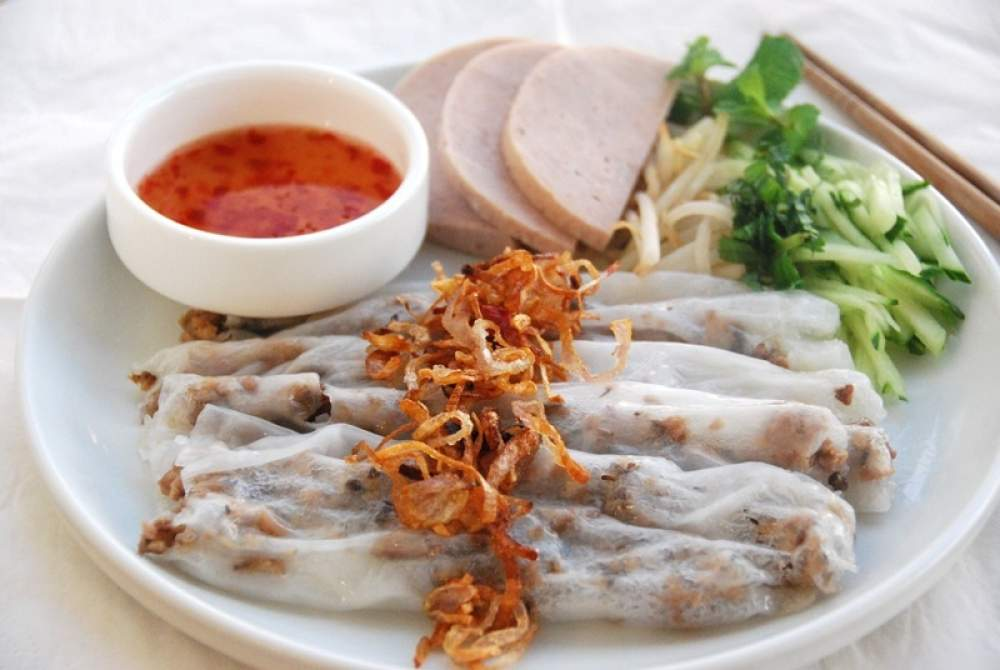 Bánh Cuốn – Perfect for Breakfast