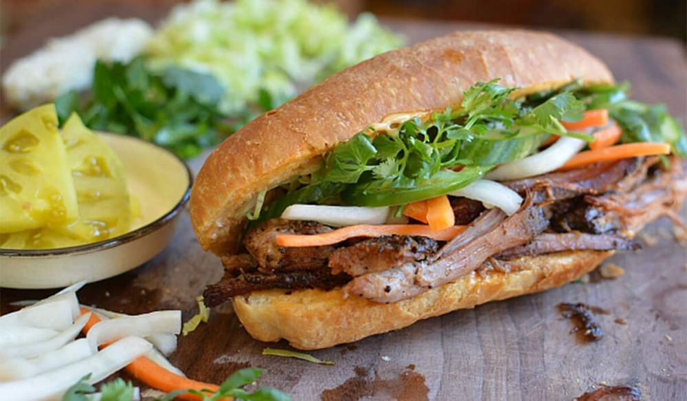 Bánh Mì – Vietnamese Sandwich