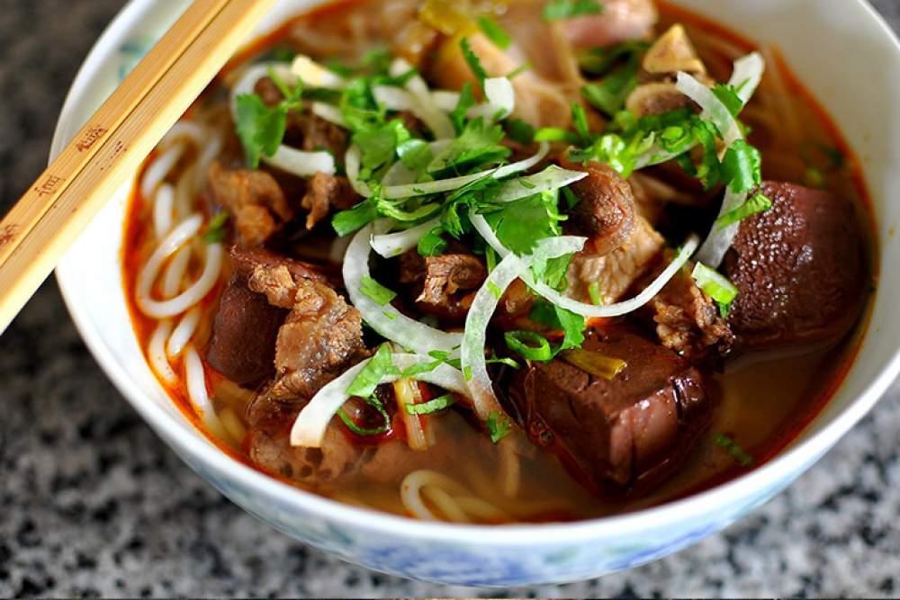 Bun Bo Hue Hue style Beef Noodles Best Tour Place