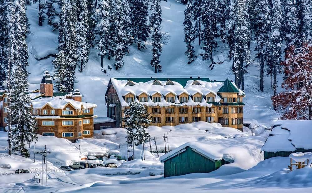 Kashmir min Best Tour Place