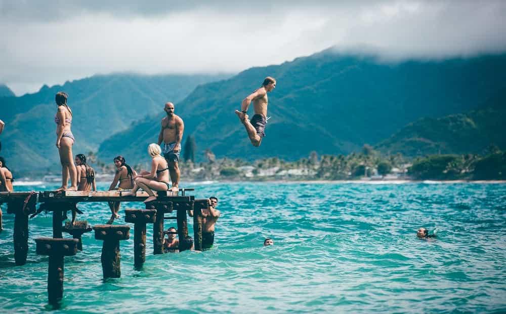 Swim Best Tour Place