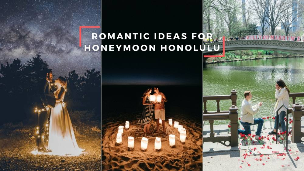 Read more about the article 10 Romantic ideas for honeymoon in Honolulu