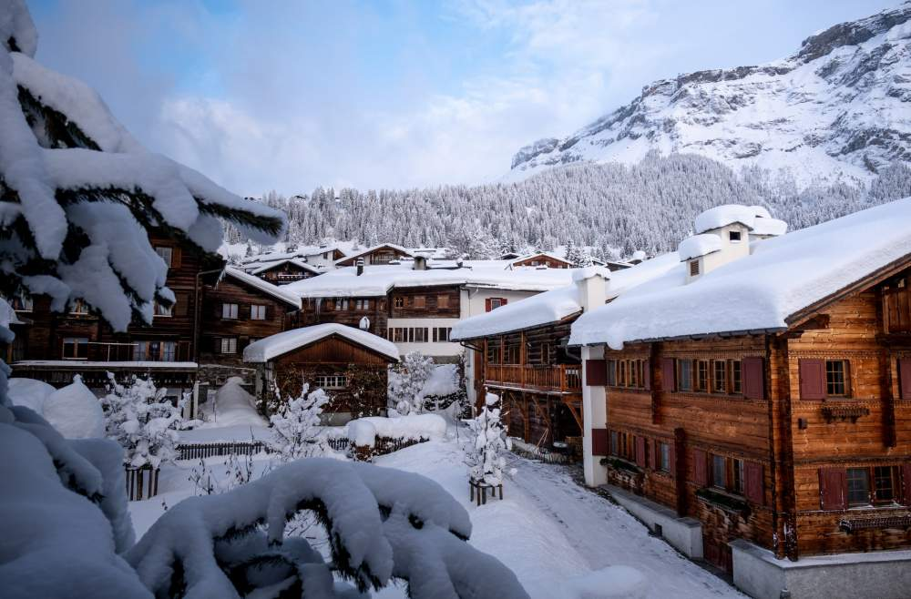 Switzerland 2 Best Tour Place