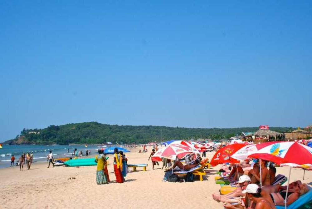 Baga Beach in Goa Best Tour Place