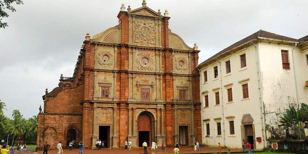 Basilica de Bom Jesus Best Tour Place