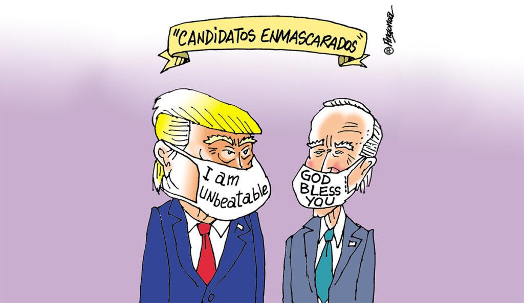Candidatos enmascarados