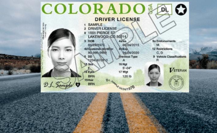 DMV cierra atención en persona en Denver