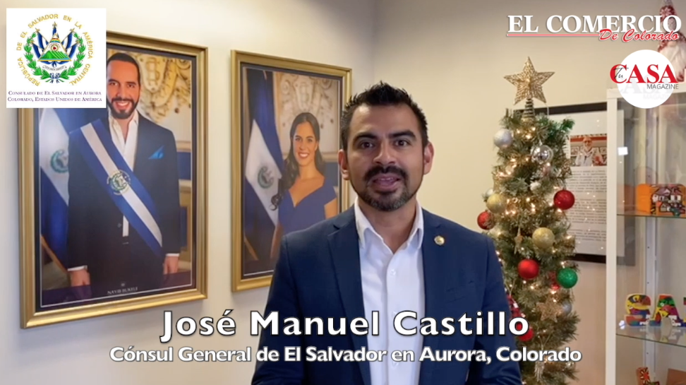 Saludo de José Manuel Castillo