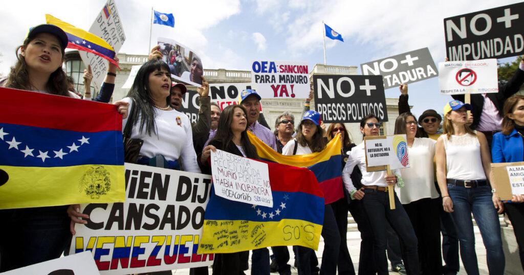 Presentan nuevo proyecto de TPS para venezolanos