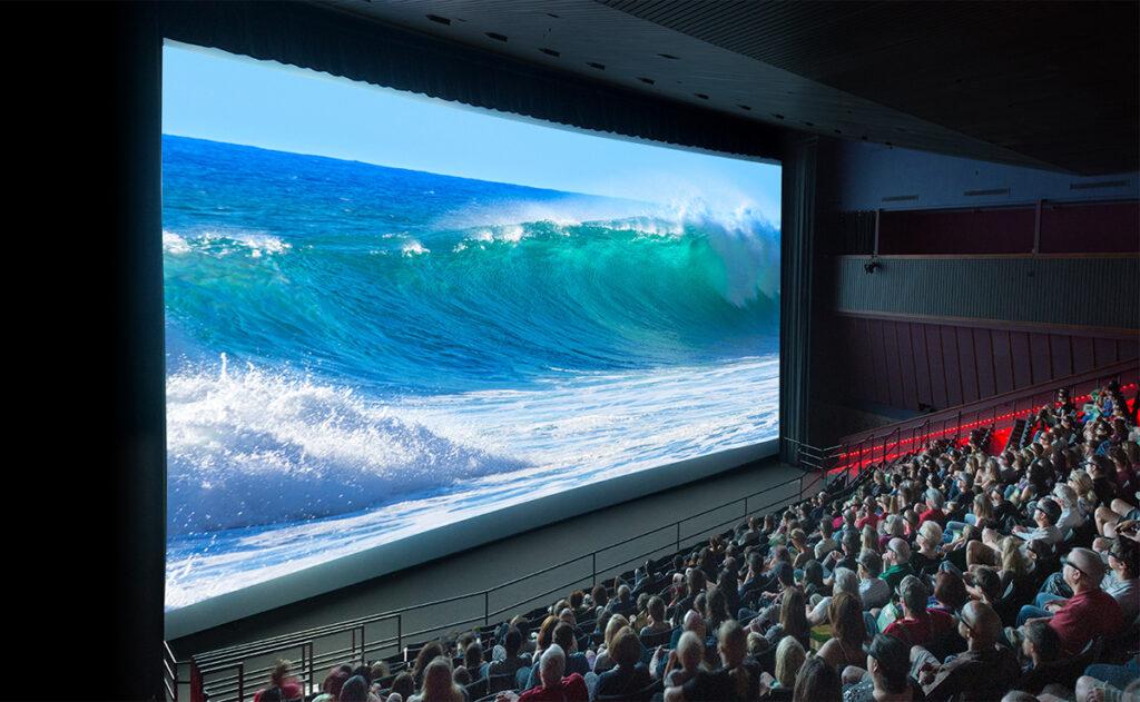 Reapertura del IMAX