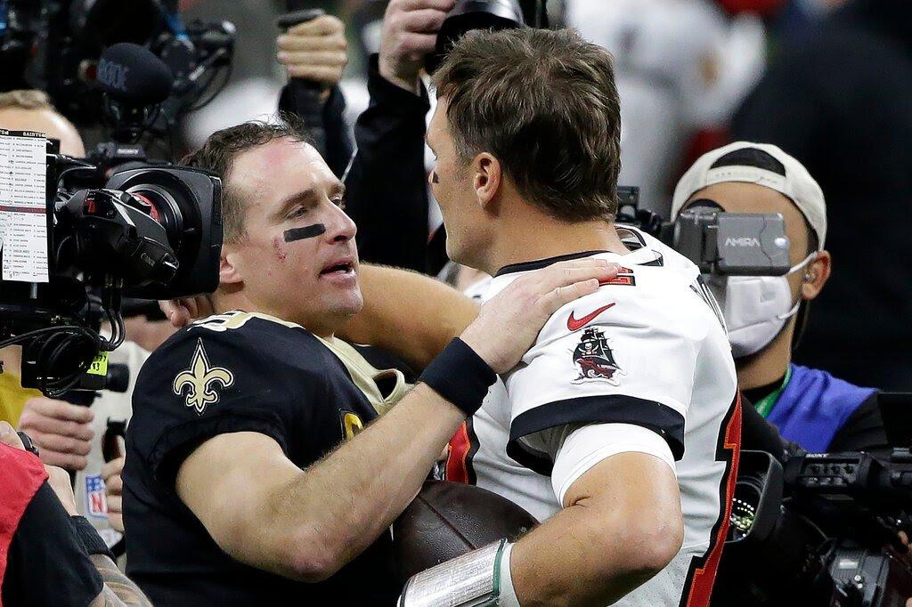 Tom Brady vs Aaron Rodgers