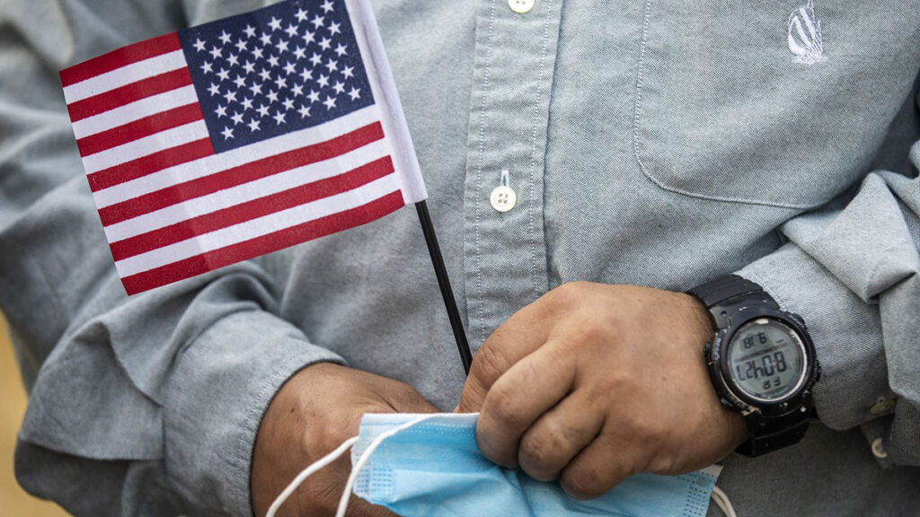 Learn about immigration Conversación sobre inmigración