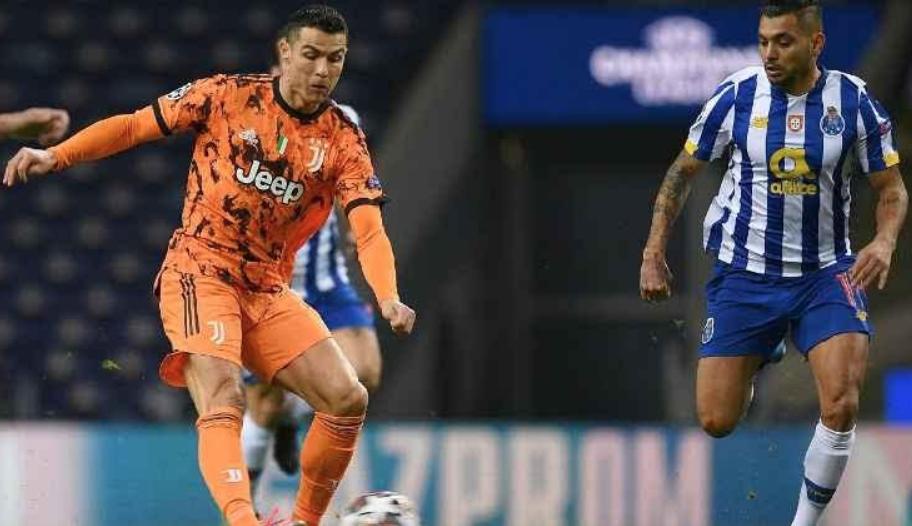 El Porto le pegó primero a la Juventus