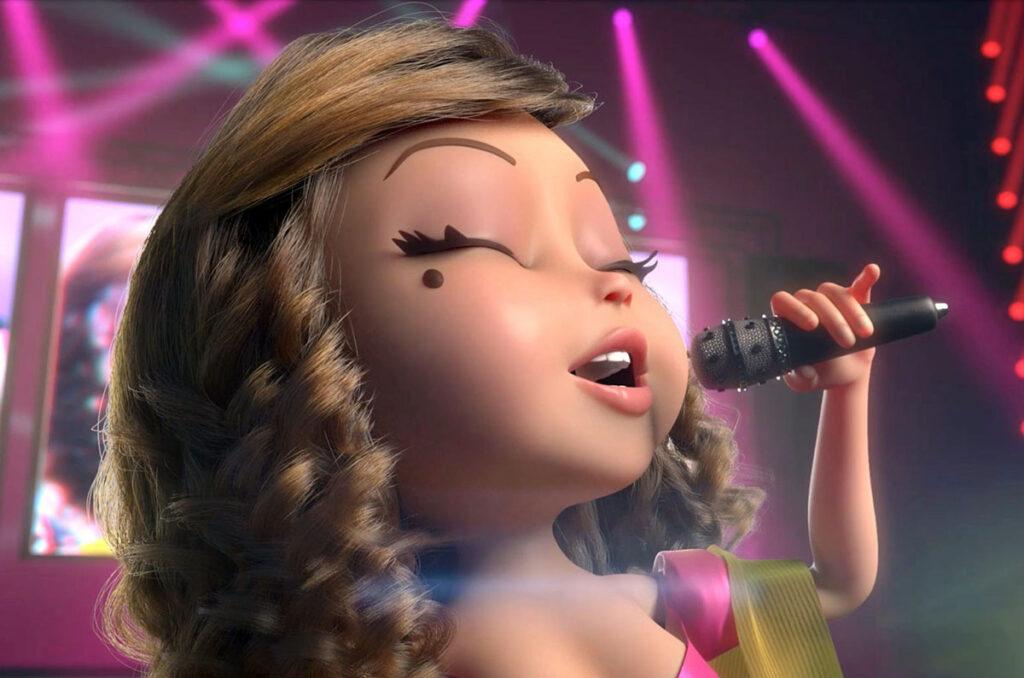 Jenni Rivera se convierte en una muñeca animada en vídeo