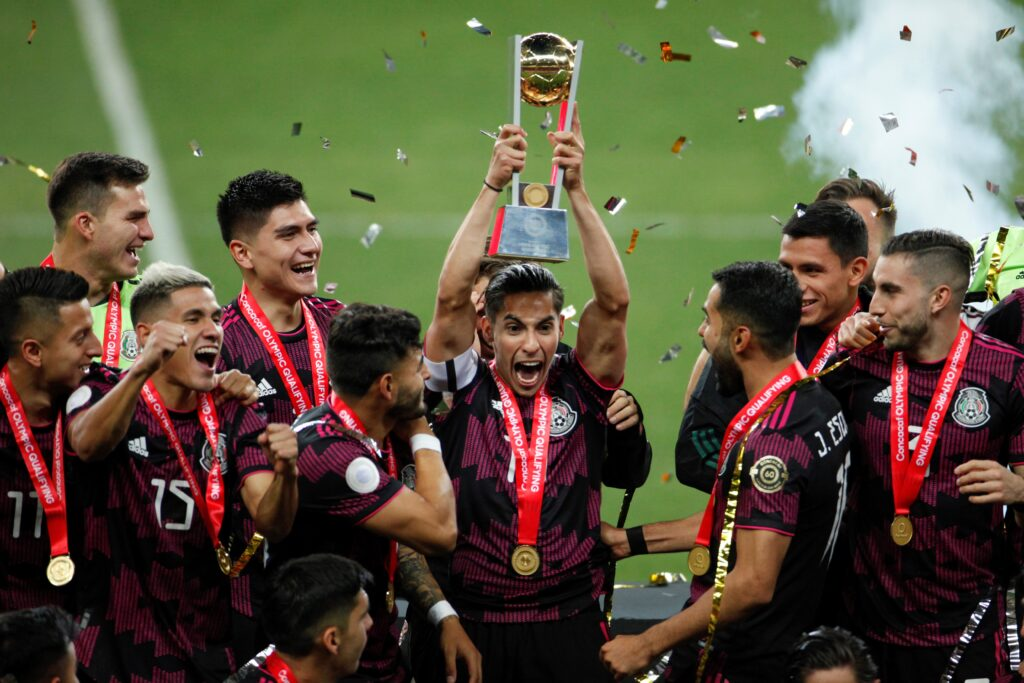 México gana Preolímpico de la Concacaf