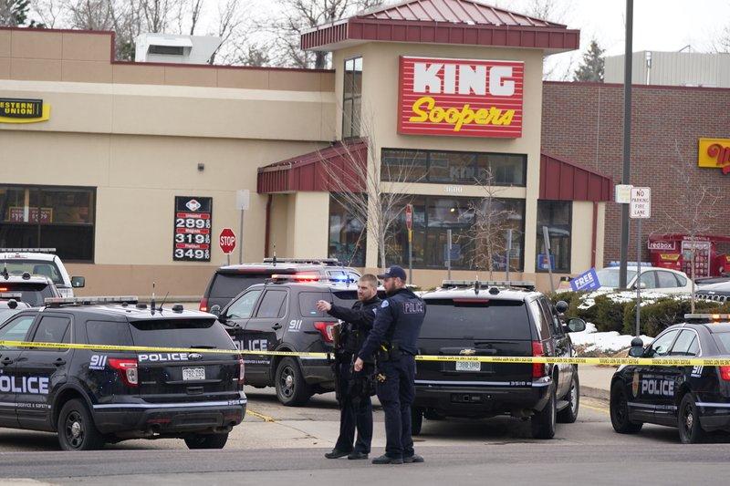 Nuevos detalles del tiroteo de Boulder