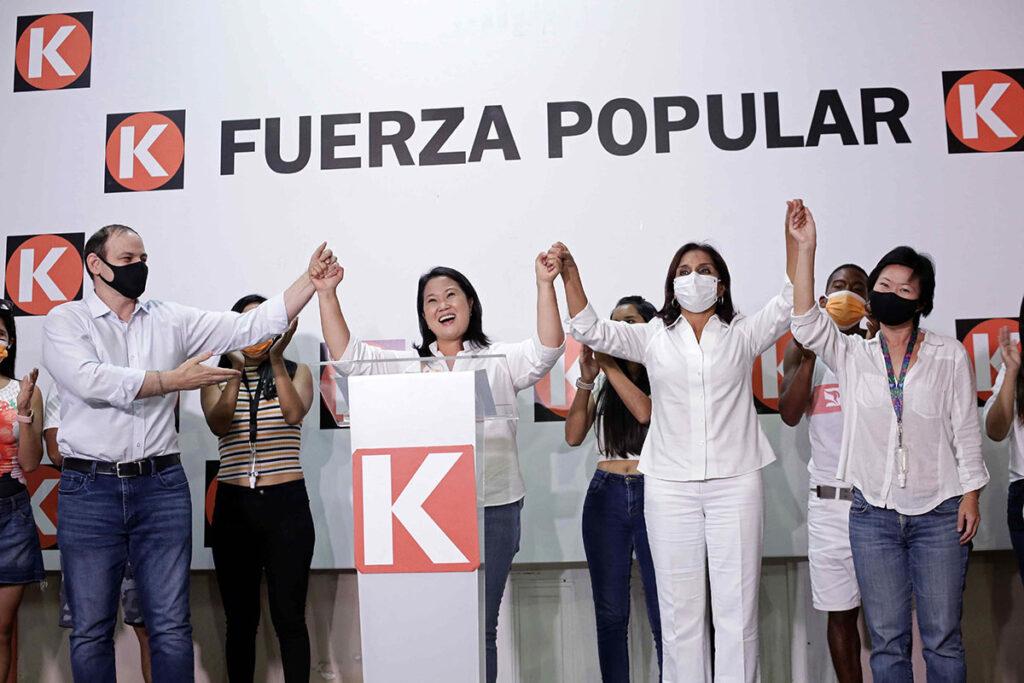 Perú debe escoger entre libertad económica y comunismo