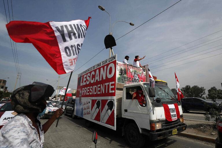 """""""Superdomingo"""" electoral en Perú, Ecuador y Bolivia"""