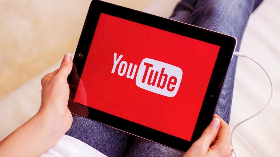 Éxito de YouTube