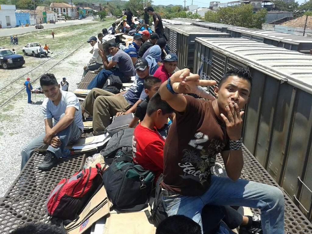 Migrantes asesinados