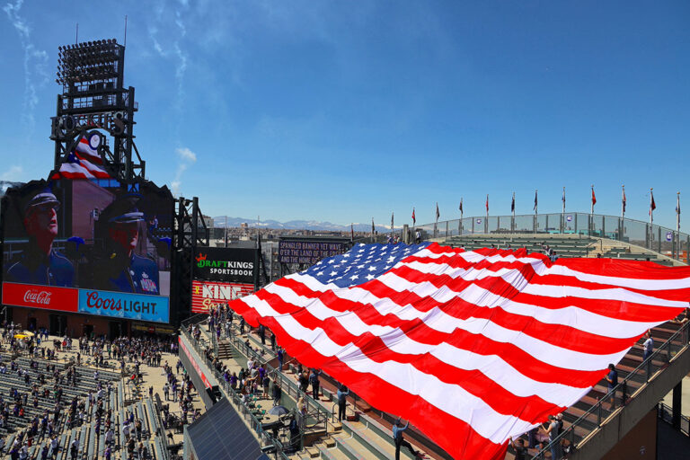 Coors Field recibirá al juego de las estrellas 2021