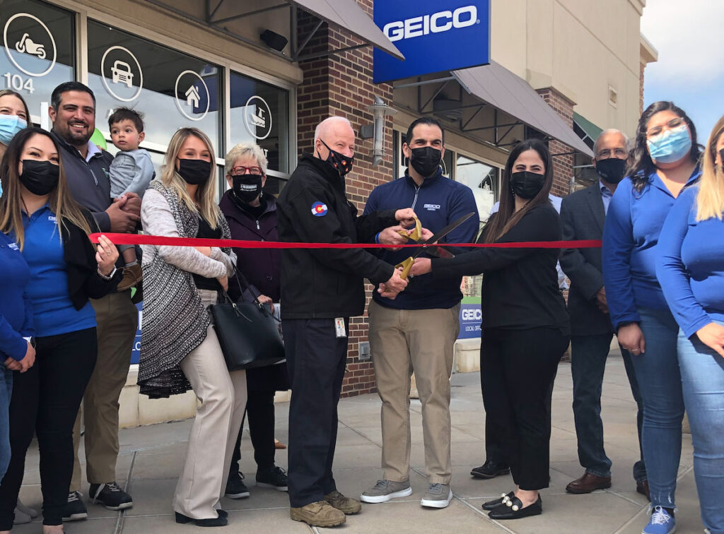 GEICO abre oficina en Aurora