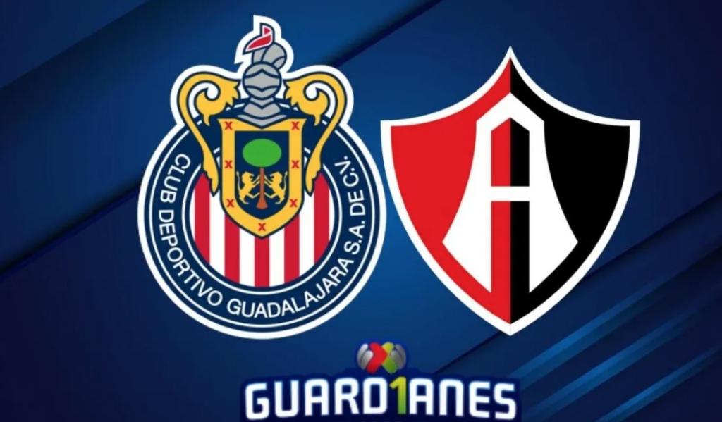 Atlas asume el Clásico ante Chivas en mejores condiciones