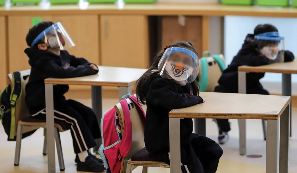 ¿Cómo regresar a clases presenciales con seguridad?