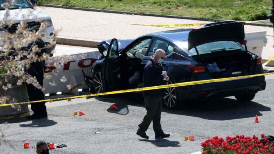 Nuevo ataque al Capitolio deja un policía muerto