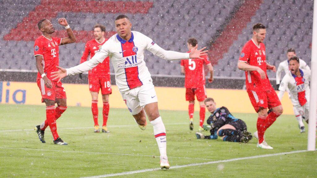 PSG sorprende 3 goles