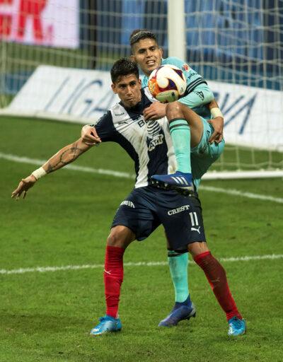 Cruz Azul América Puebla y Monterrey