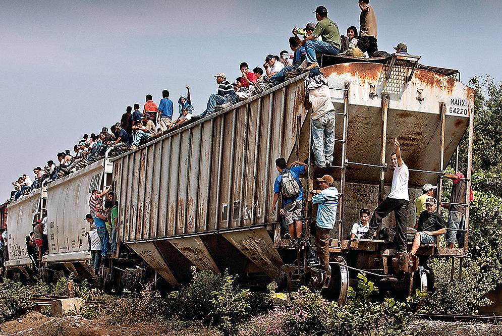 Advierten sobre peligro de ingresar en trenes