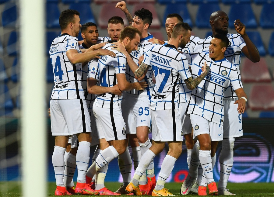 11 años después el Inter de Milán es campeón de la Serie A