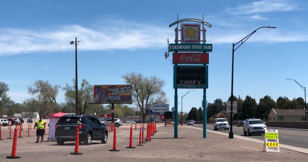 Avanza con lentitud la vacunación contra el covid-19 en Pueblo, Colorado