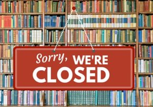 LIBRARY CLOSED @ Otsego District Public Library | Otsego | Michigan | United States