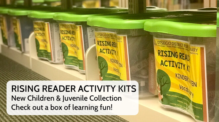 Rising Reader Activity Kits