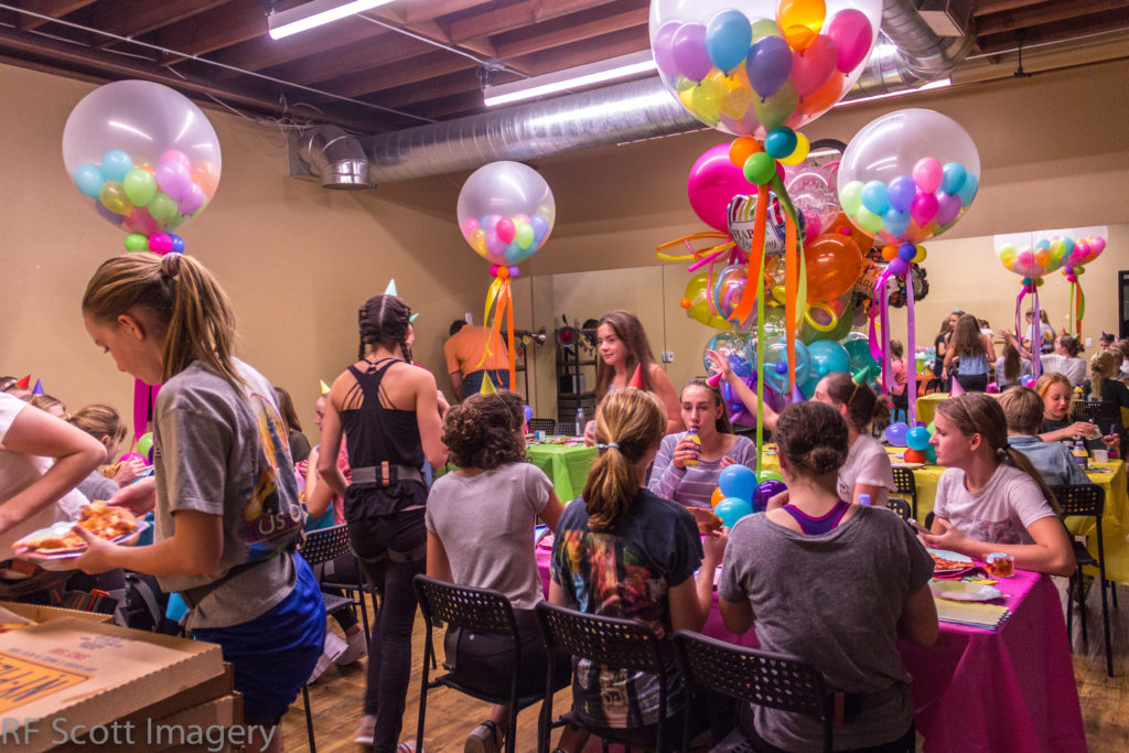 Host your party at Rockreation Costa Mesa!