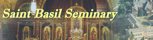 St. Basil Seminary in Stamford, Connecticut is the only Ukrainian Catholic Seminary in the United States.