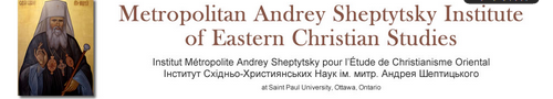 The Sheptytsky Institute at St. Paul University in Ottawa, Ontario is the premiere Eastern Catholic graduate and undergraduate institution in North America and is a ministry of the Ukrainian Catholic Bishops of Canada.
