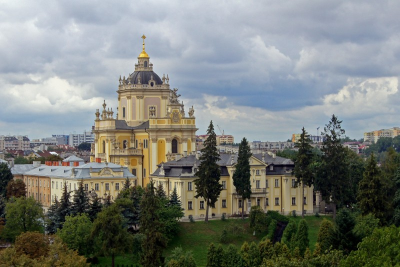 St. George's Cathedral in Lviv