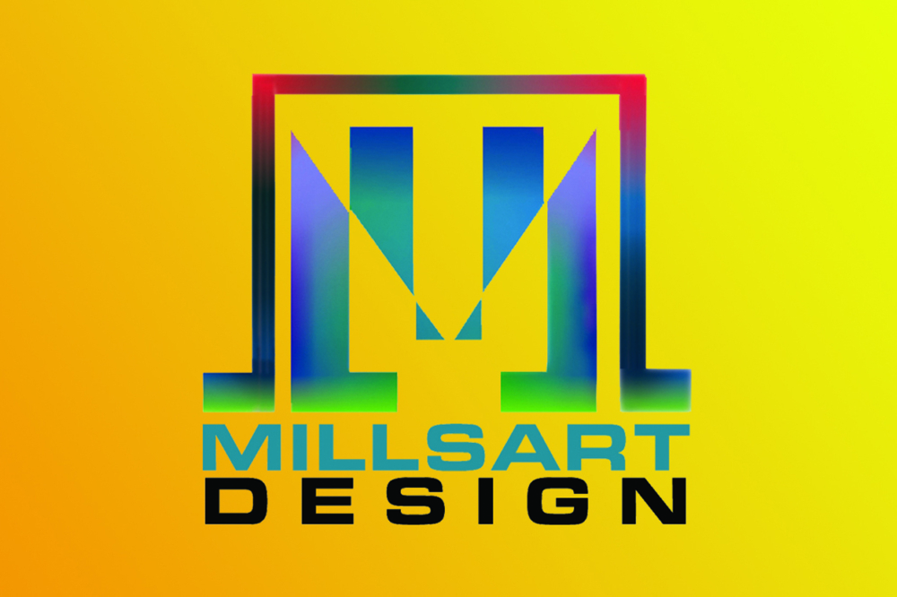 Millsart Design social media ad