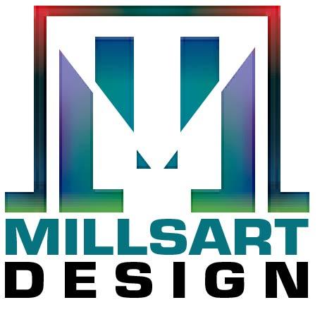 Millsart Design Logo