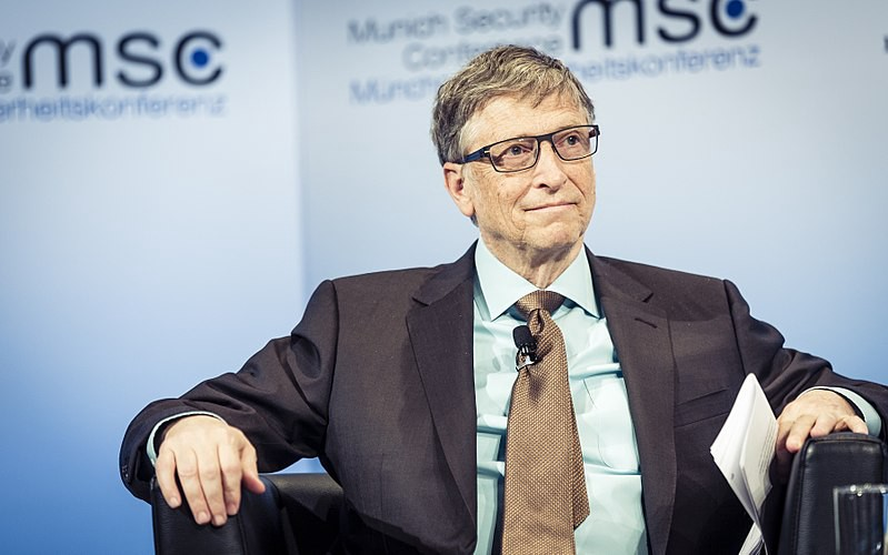 Focusing Effectively with Bill Gates