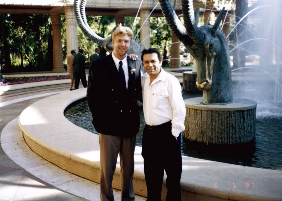 Dr. Alan Barnard and Dr. Eli Goldratt - Remembering Dr. Goldratt