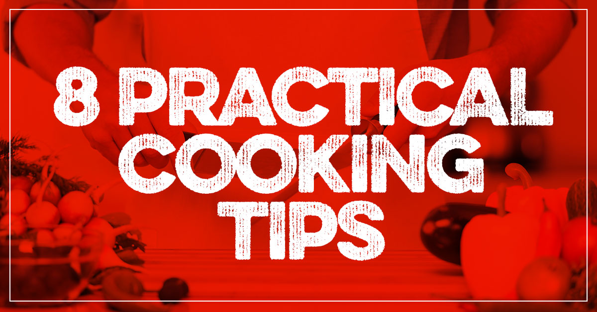 practical cooking tips