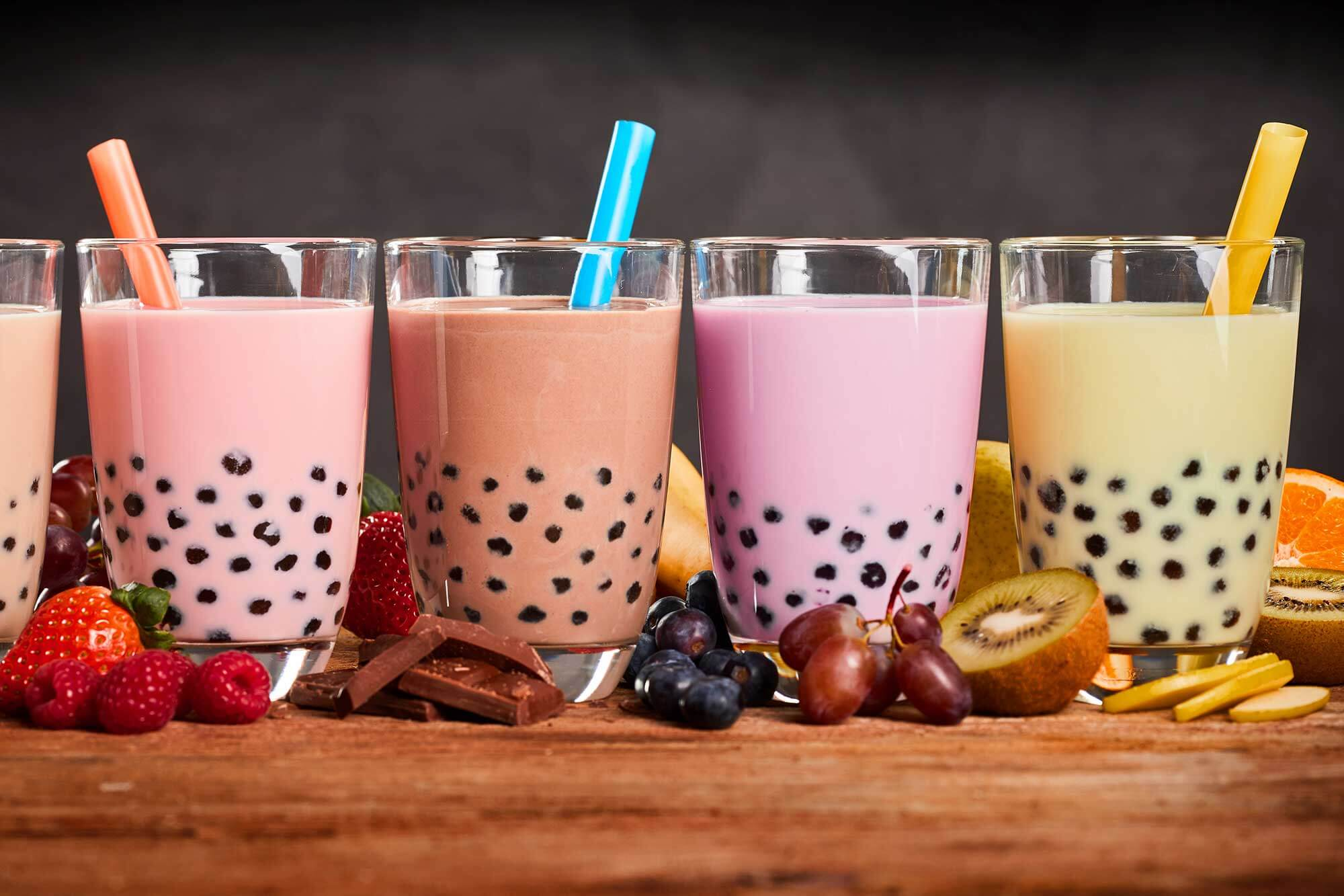 Chinese bubble tea brand - food tech news in asia