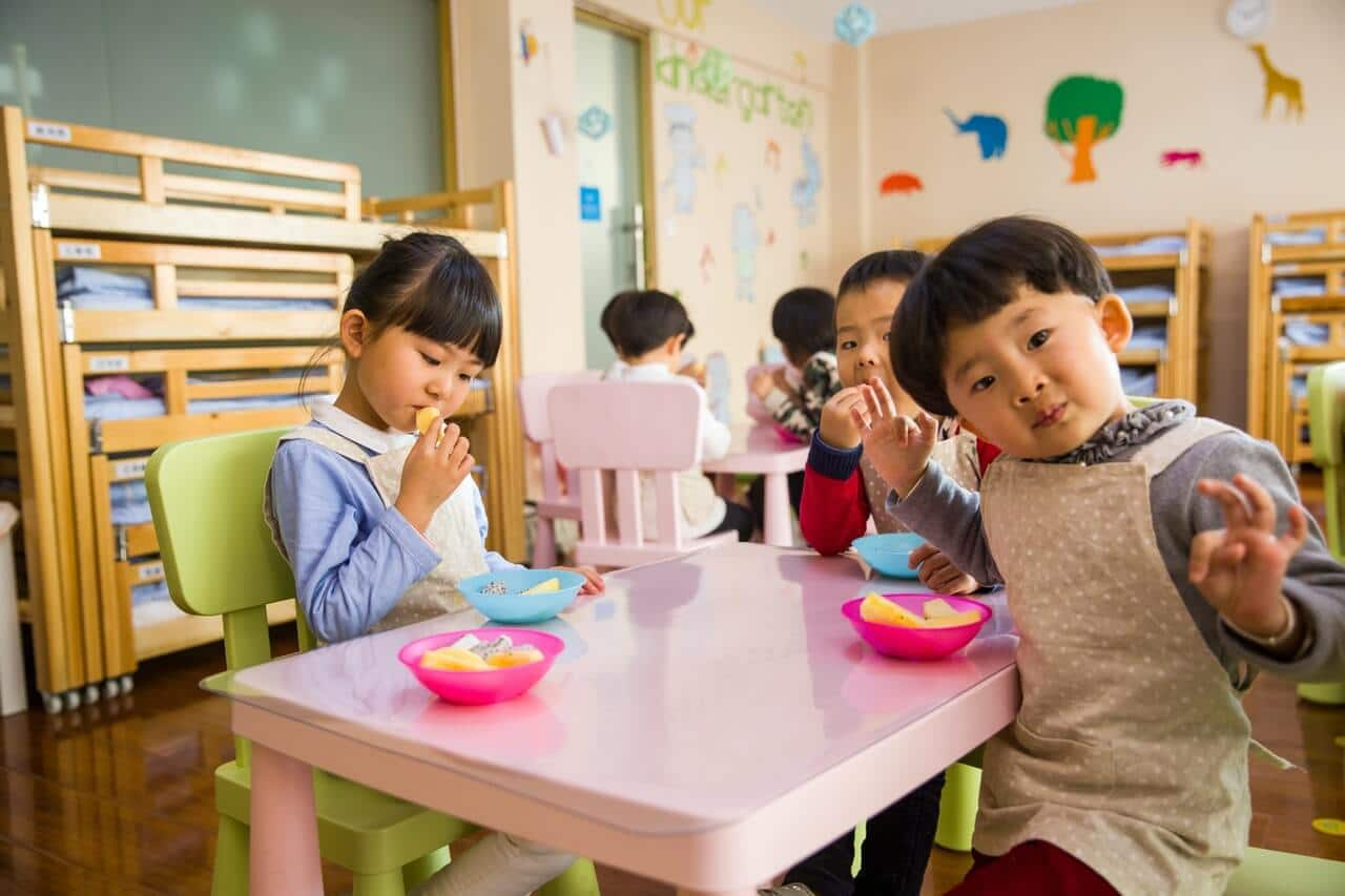 healthy snacks for children - food tech news in asia