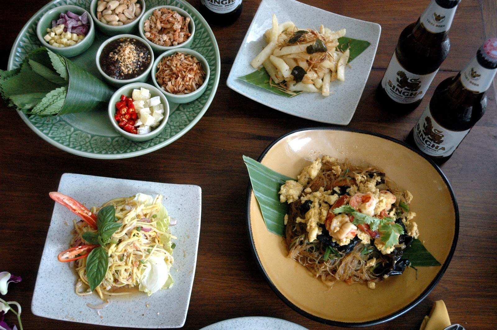 Plant-based food style - food tech news in asia